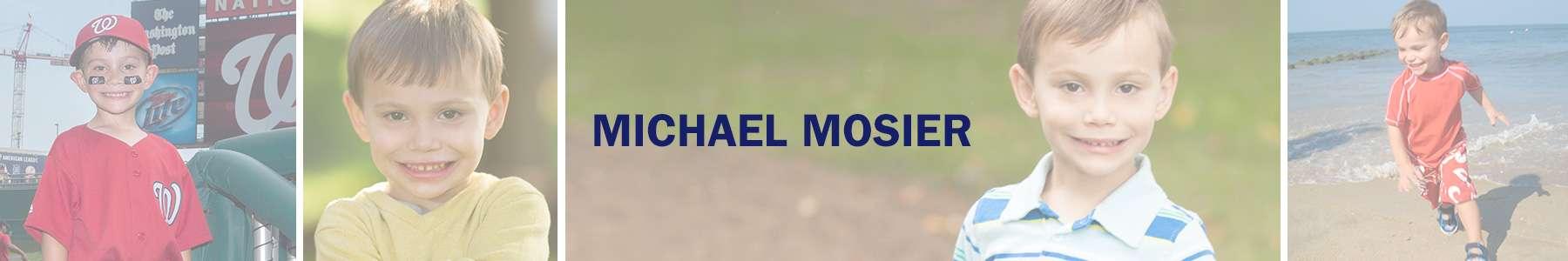 Michael Mosier
