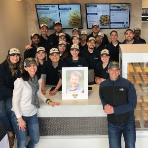 Tiff's Treats Woodlands, TX Grand Opening to support funding for Pediatric Brain Cancer Research
