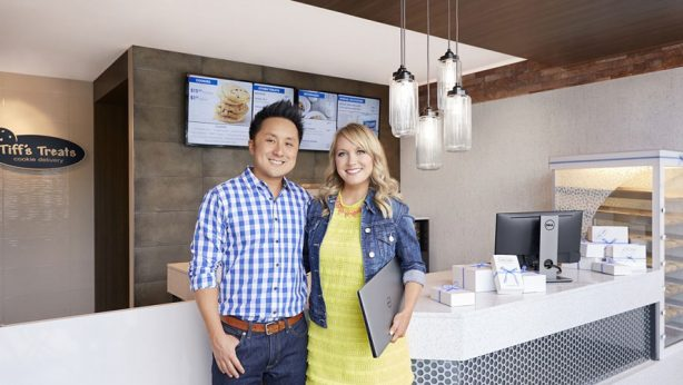 Leon and Tiff Chen, Co-founders Tiff's Treats